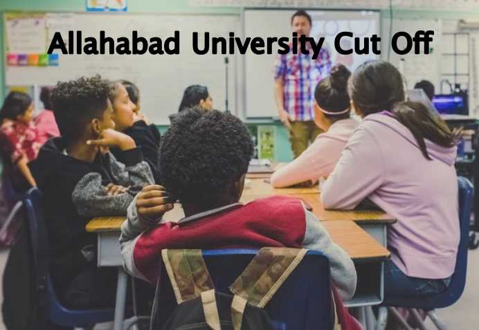 Allahabad University Cut off List 2020