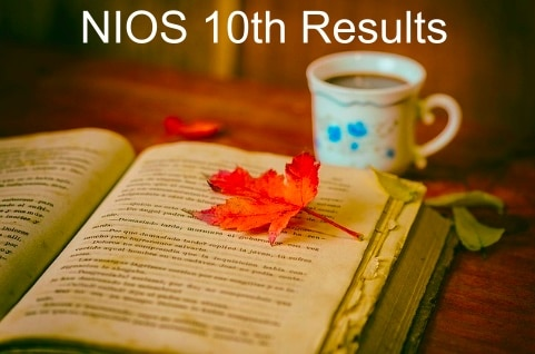 NIOS 10th Result October 2020