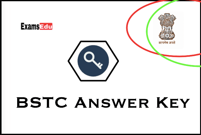 BSTC Answer Key 2020